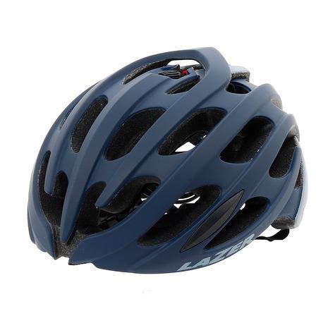 レイザー(LAZER) ロードヘルメット レイザー ブレイド アジアンフィット R2LA877499X マットブルー/グレー L
