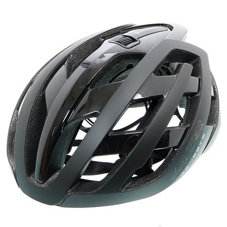 ポイント10倍 5/23 10:00-5/26 9:59 要エントリー レイザー(LAZER) ジェネシス アジアンフィット サイクルロードバイク ヘルメット ブラック R2LA877192X (Men's)