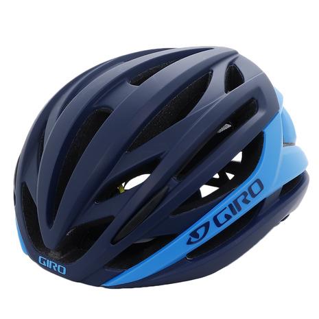 ジロ(giRo) ロードヘルメット 19SS シンタックス ミップス アジアンフィット 3501067106465 MAT MDNT BLUE (Men's、Lady's)