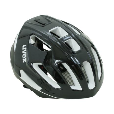 ウベックス(UVEX) quatro xc 4107510117 BK ロードバイク ヘルメット (Men's、Lady's)