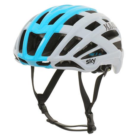 カスク(KASK)【店頭展開による多少の傷汚れあり】VALEGROTEAMSKYヘルメット2048000005050(メンズ、レディース)