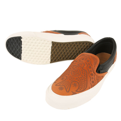 ブルックス(BROOKS) VANSコラボ SLIP ON SHOES サイズ:46.0 スリッポン シューズ 90-2601246014 VAULT (Men's)