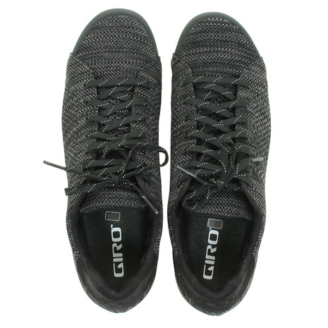ジロ(giRo) サイクルシューズ REPUBLIC R KNIT 35-2147090386 BLK/CHA HTR (Men's、Lady's)