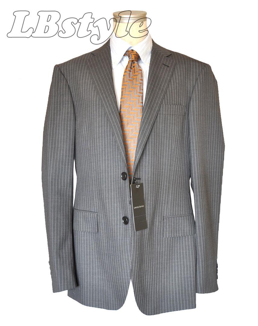LIMITED EDITION ビジネススーツ メンズ リミテッドエディション 2つボタン シングル スーツ A7サイズ 日本製 オールシーズン対応 1800-0429