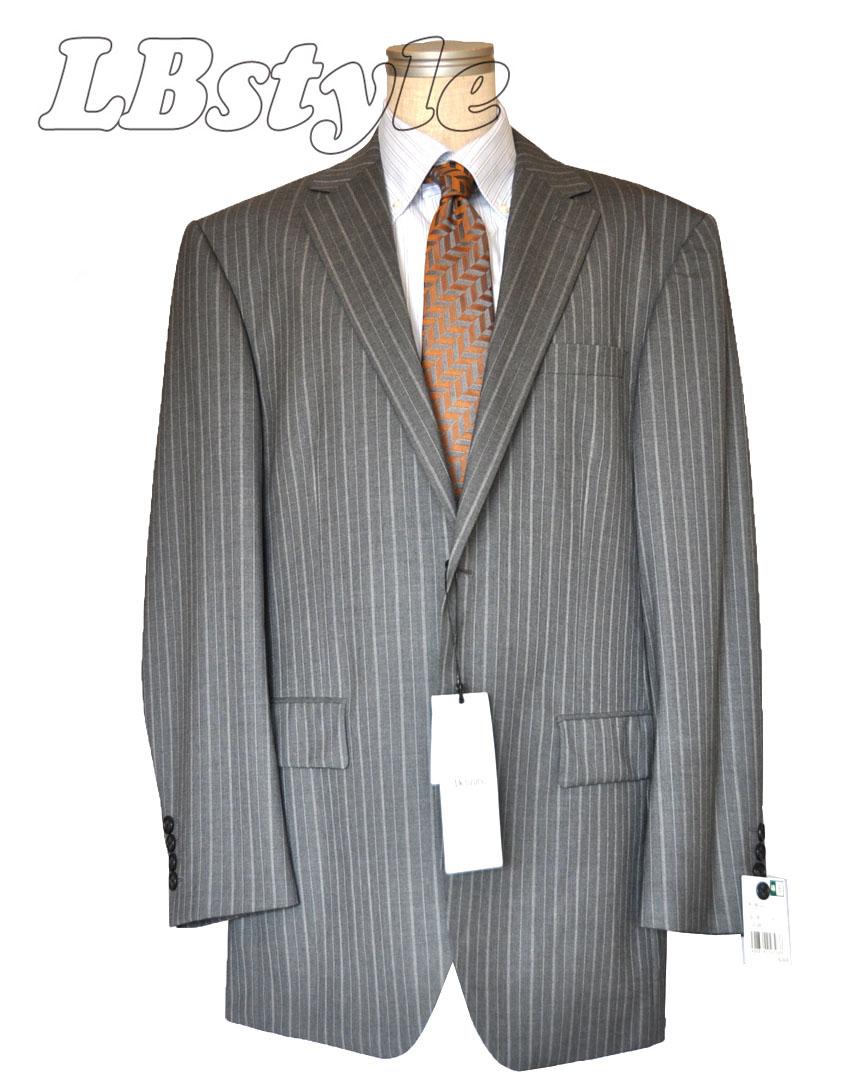 Definity ビジネススーツ メンズ 2つボタン シングル スーツ AB5サイズ オールシーズン対応 日本製 1800-0427