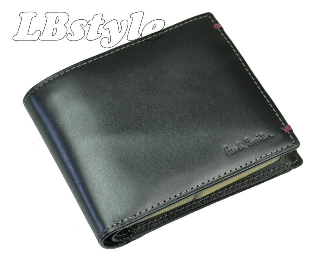 ポールスミス 財布 メンズ ポールスミス メンズ 財布 paulsmith メンズ プリコレ15A牛革 プリント カード 二つ折り財布 財布 ポールスミス900-0801