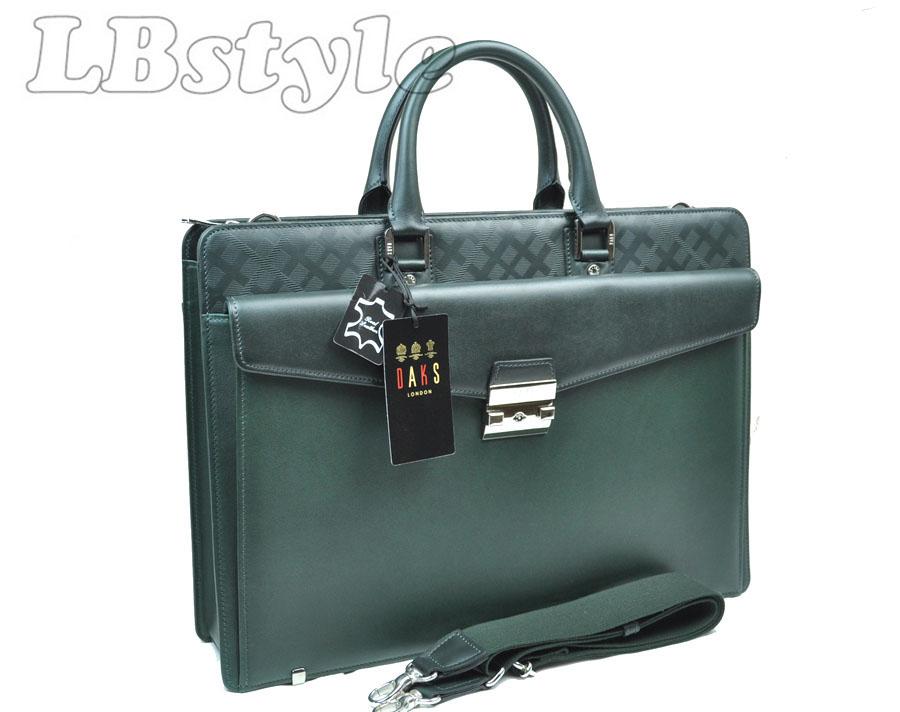 ビジネスバッグ ダックス ビジネスバッグ DAKS 鍵付き ACE エース ビジネスバッグ ダックス メンズ ブリーフケース 牛革 ビジネスバッグ 日本製300-0742