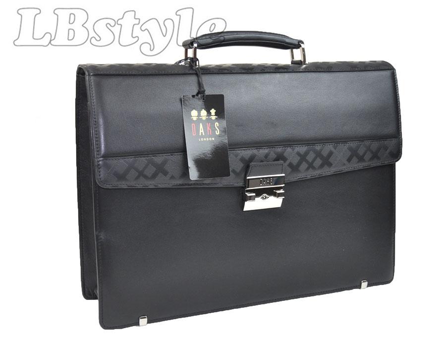 ビジネスバッグ ダックス ビジネスバッグ DAKS 鍵付き ACE エース ビジネスバッグ ダックス メンズ ブリーフケース 牛革 ビジネスバッグ 日本製300-0692