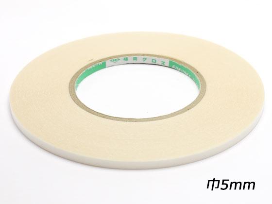 両面テープ 5mm巾×50m 1巻 メール便選択可 協進エル 25%OFF テープ 交換無料 レザークラフト副資材