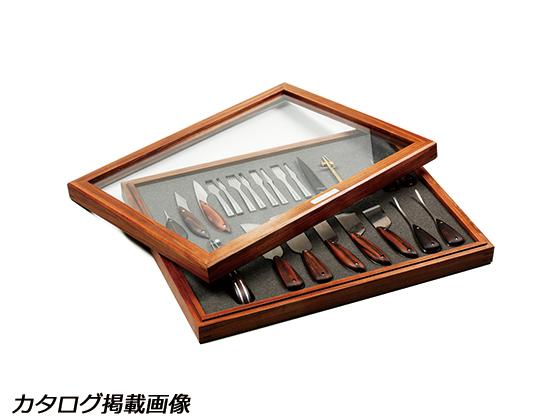 DTフルセット 専用ケース560×440×76mm【送料無料】 [クラフト社] レザークラフト工具 スターターセット