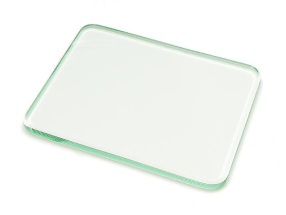 磨きガラス板【メール便選択可】 [協進エル] レザークラフト工具 コバ磨き コバ塗り