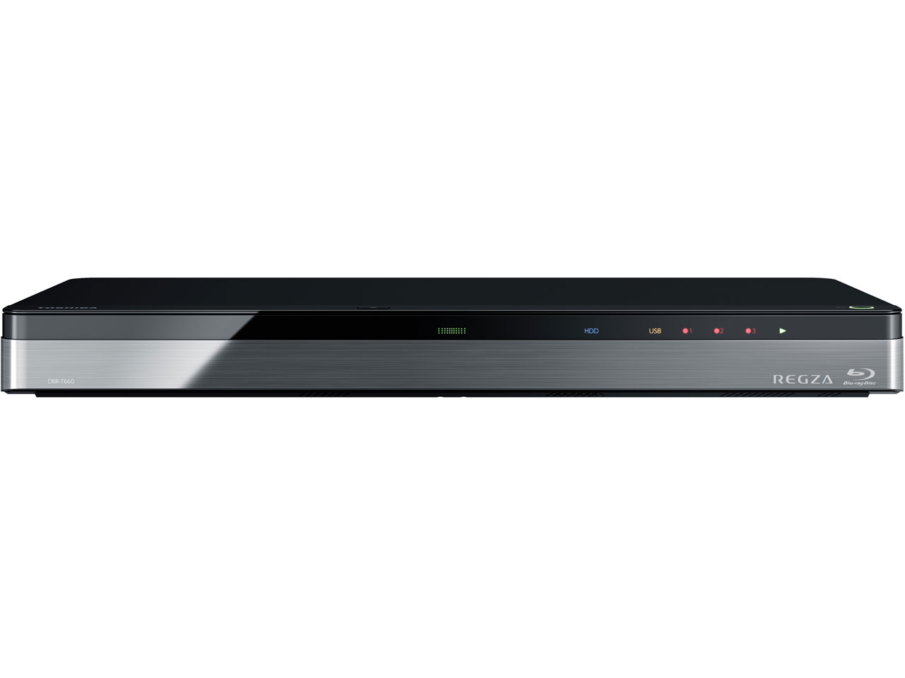 東芝(TOSHIBA) REGZAブルーレイ DBR-T660 ブルーレイ・DVDレコーダー