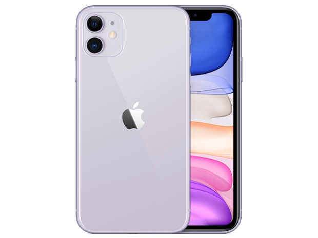 【即納・在庫あり】【アップル版・未開封】Apple(日本)iPhone 11 128GB SIMフリー [パープル] 本体