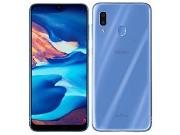 【即納・在庫あり・5%還元対象】2019年夏モデル  [au] Galaxy A30 SCV43 [ブルー]本体 SIMロック解除済 白ロムJAN:4941787071431