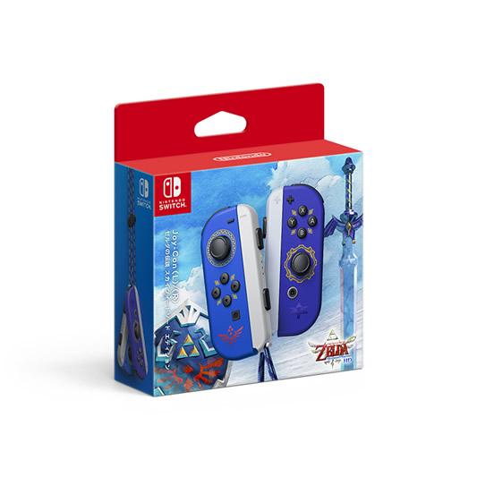 Nintendo Switch用 Joy-Con L R 『4年保証』 ゼルダの伝説 スカイウォードソード エディション Switch 低廉 任天堂HAC-A-JAUAEJAN:4902370547900 送料無料 即納 在庫あり HAC-A-JA 任天堂 JAN:4902370547900