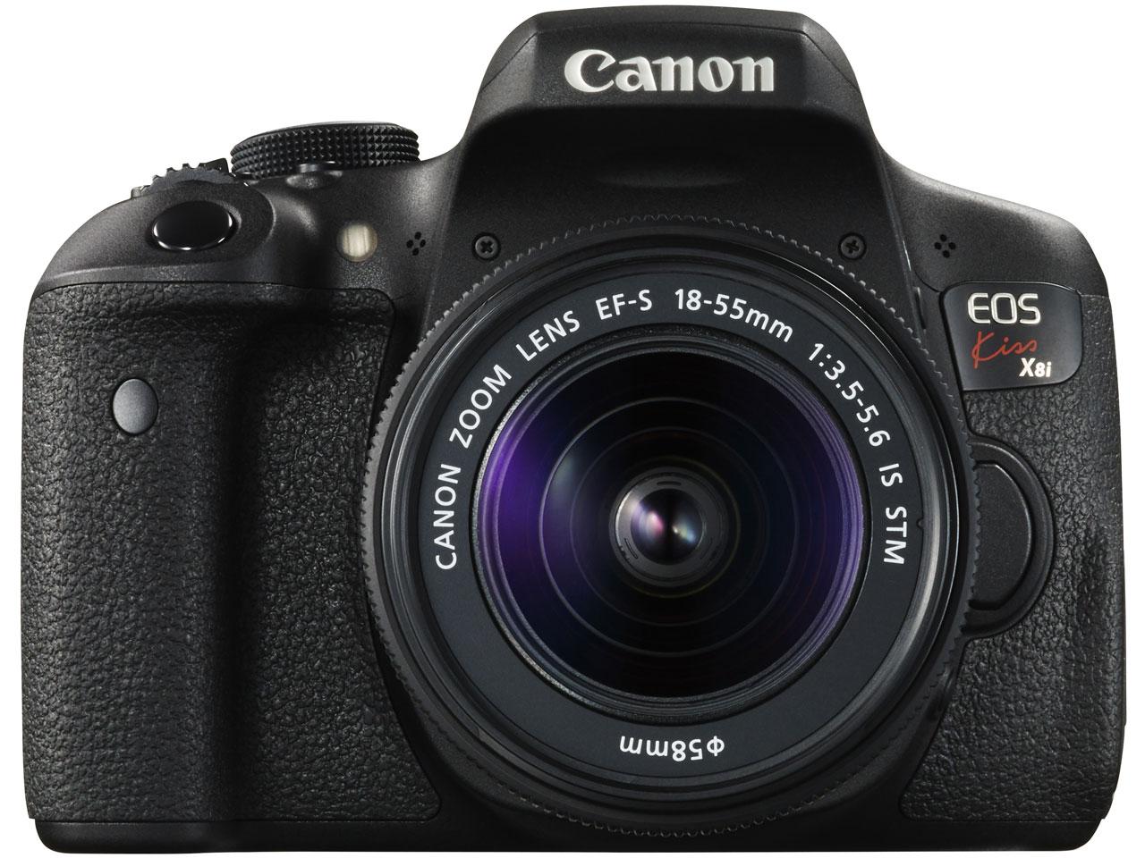 CANON(キヤノン) EOS Kiss X8i ダブルズームキットデジタル一眼カメラ/