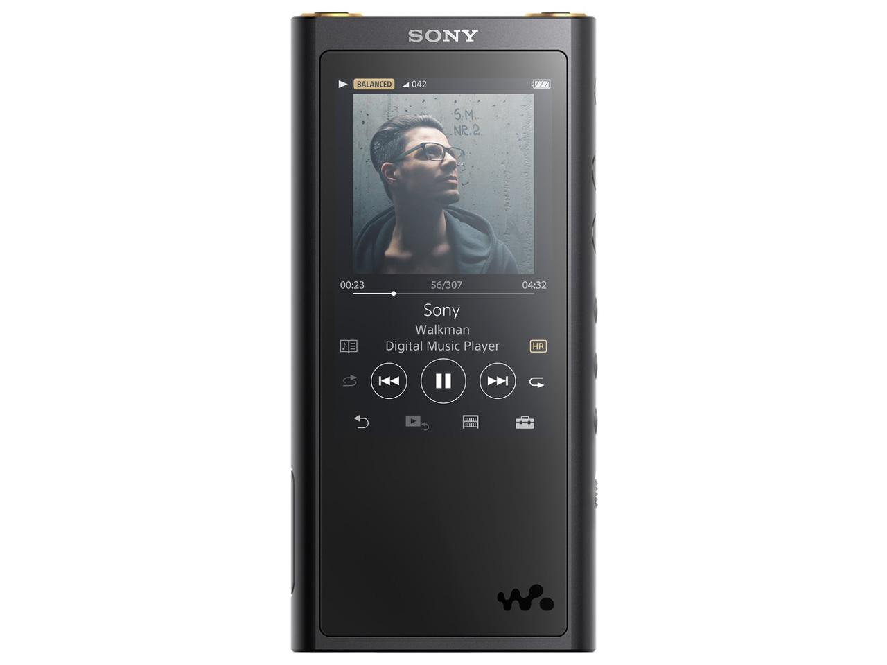 SONY(ソニー) NW-ZX300 [ブラック][64GB] MP3プレーヤー/