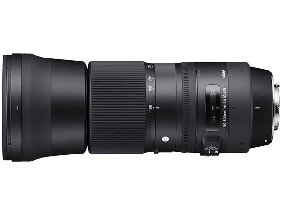 150-600mm F5-6.3 DG OS HSM Contemporary [ニコン用]  シグマ(SIGMA) 望遠ズームレンズ