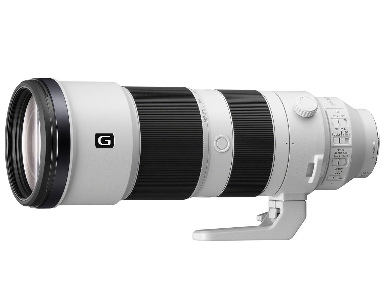【即納・在庫あり】SONY(ソニー) FE 200-600mm F5.6-6.3 G OSS SEL200600G 望遠ズーム JAN:4548736099791
