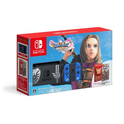 【アウトレット・新品・印あり(写真記載あり)】Nintendo Switch ドラゴンクエストXI S ロトエディションHAC-S-KBAEA(DQXI)JAN:4902370543919※印あり商品※#1