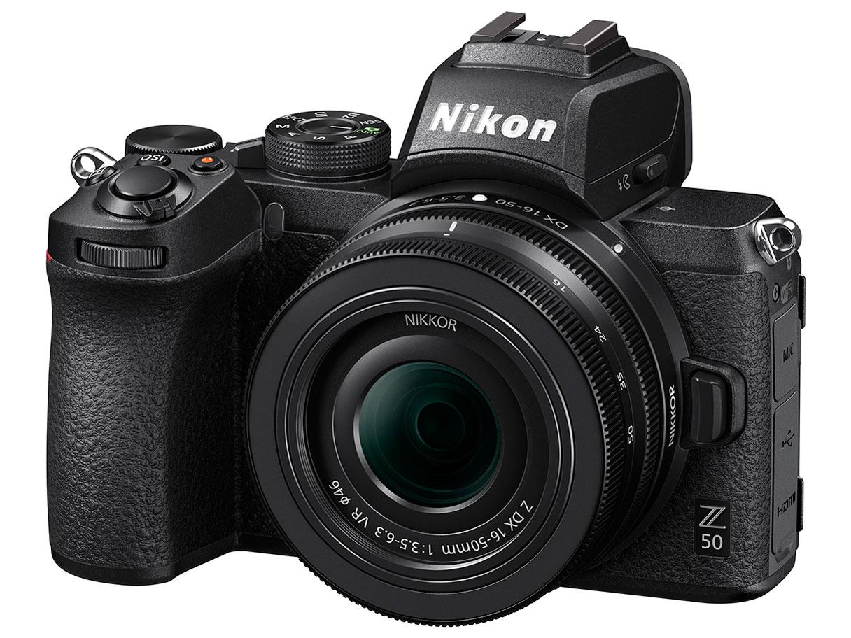 【即納・在庫あり】Z 50 16-50 VR レンズキット  ニコン(Nikon) JAN:4960759903631