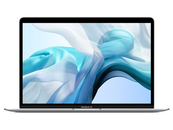 MacBook Air Retinaディスプレイ 1100/13.3 MVH42J/A [シルバー] JAN:4549995096118