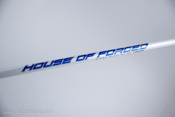 世界ドラコン大会最多勝利メーカー 超軽量!飛距離&方向性 ハウスオブフォージド CODE BLUE 46インチ