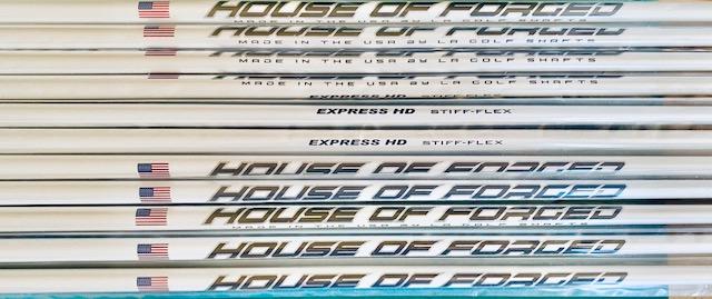 世界ドラコン大会最多勝利メーカー ハウスオブフォージド エクスプレス(マトリックス社製造) 46インチ 軽量シャフト