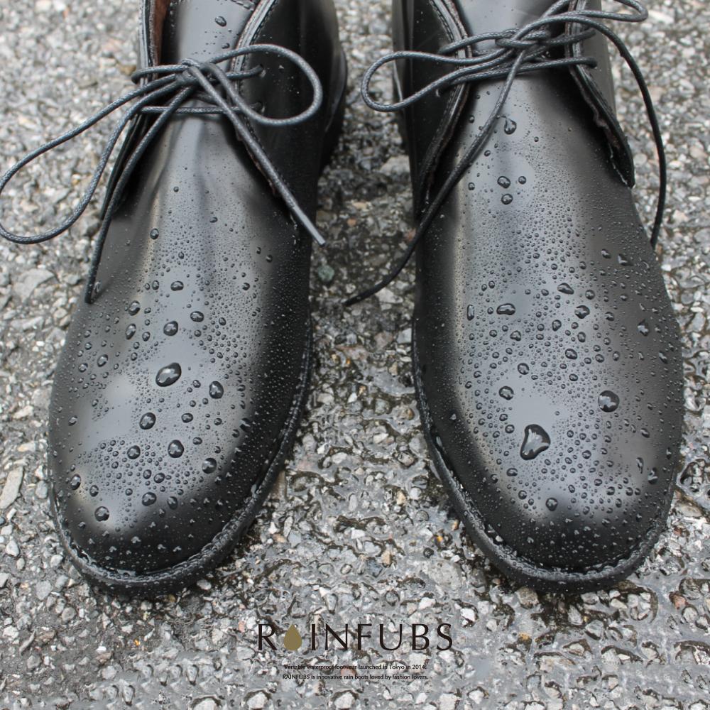 [最新作]送料無料【RAINFUBS レインファブス】チャッカレインブーツ SEID セイド メンズ 男性 ビジネス ビジネスシューズ スーツ 雨晴れ兼用 完全防水 25~27cm レインブーツ 長靴 靴 通勤 人気 おしゃれ 父の日 誕生日 プレゼント ギフト