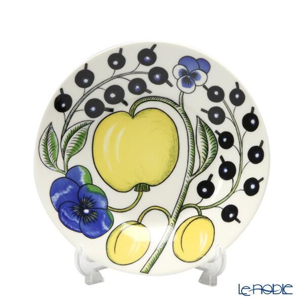 アラビア ARABIA 食器 北欧 パラティッシ ブラック イエロー ブランド買うならブランドオフ パープル 結婚祝い お皿 皿 返品送料無料 内祝い プレート ブランド 16.5cm