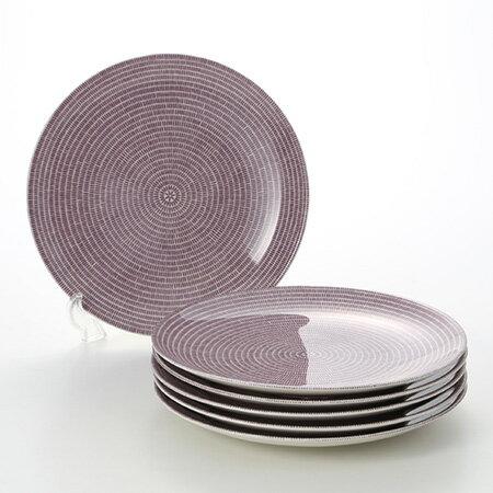 (ARABIA) 24h Avec couple purple plate 26cm six pieces set in Arabia  sc 1 st  Rakuten & le-noble | Rakuten Global Market: (ARABIA) 24h Avec couple purple ...