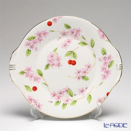 NEW ARRIVAL チェリーブロッサム プレート 皿 お皿 食器 ブランド 爆買い新作 エインズレイ ラウンド バタープレート ブレッド 内祝い 結婚祝い