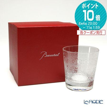 バカラ (Baccarat) ローハン 1-510-238 オールドファッション お祝い ギフト 父の日 グラス ロックグラス 酒器 食器 ブランド 結婚祝い 内祝い