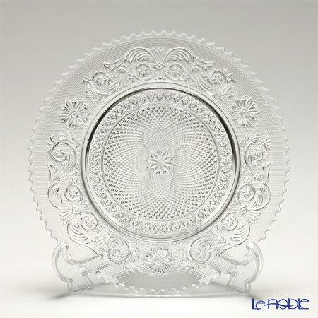 バカラ (Baccarat) アラベスク 1-732-504 デザートプレート 20cm【楽ギフ_包装選択】 ガラス お祝い ギフト 皿 引き出物 結婚祝い 食器