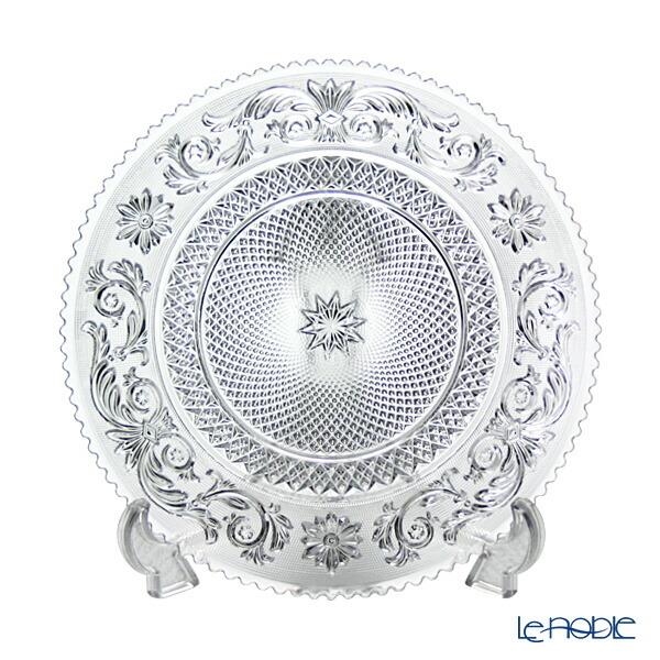 バカラ (Baccarat) アラベスク 1-732-505 デザートプレート 24cm お祝い ギフト 皿 お皿 食器 ブランド 結婚祝い 内祝い