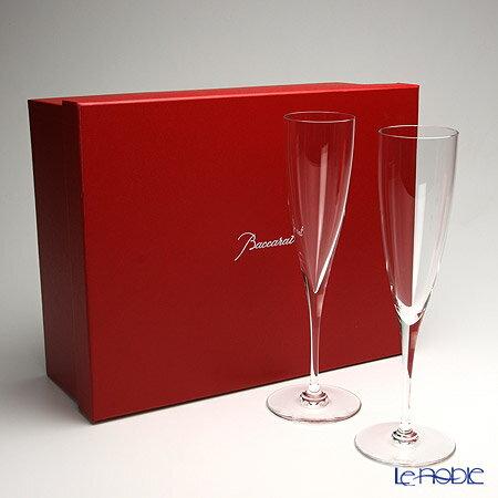 バカラ (Baccarat) ドンペリニヨン 1-845-244 シャンパンフルート(シャンパングラス) 23.4cm ペア お祝い ギフト 食器 ブランド 結婚祝い 内祝い