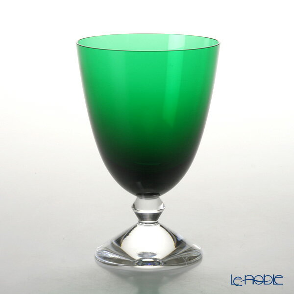バカラ (Baccarat) ベガ 2-103-700 スモールグラス 14cm グリーン【楽ギフ_包装選択】【楽ギフ_名入れ】 お祝い ギフト ワイングラス 兼用 食器 おしゃれ ブランド