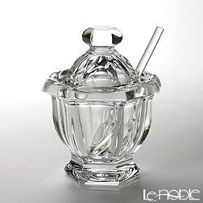 バカラ (Baccarat) ミズーリ 1-837-180 マスタードジャー 11.5cm【楽ギフ_包装選択】 グラス お祝い ギフト