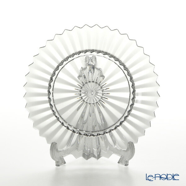 バカラ (Baccarat) ミルニュイ 2-104-543 プレート 16cm お祝い ギフト 皿 お皿 食器 ブランド 結婚祝い 内祝い