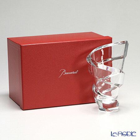 バカラ (Baccarat) スパイラル 2-611-740 ベース(花瓶) 20cm【楽ギフ_包装選択】 グラス お祝い ギフト おしゃれ フラワーベース