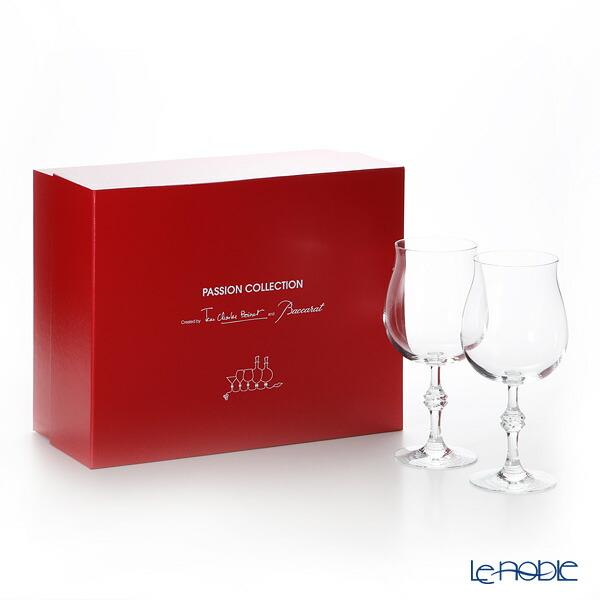 バカラ (Baccarat) JCB パッション 2-812-556 ワイン グラス ペア お祝い ギフト ワイングラス 兼用 食器 ブランド 結婚祝い 内祝い