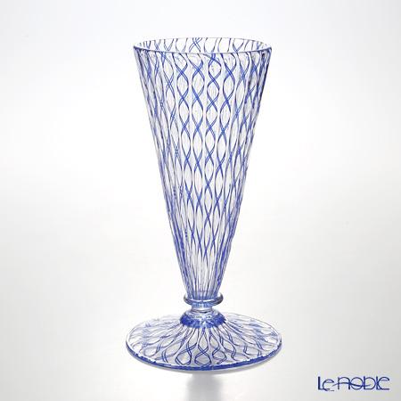 バラリン ベース #4288 青 花瓶 フラワーベース おしゃれ ギフト