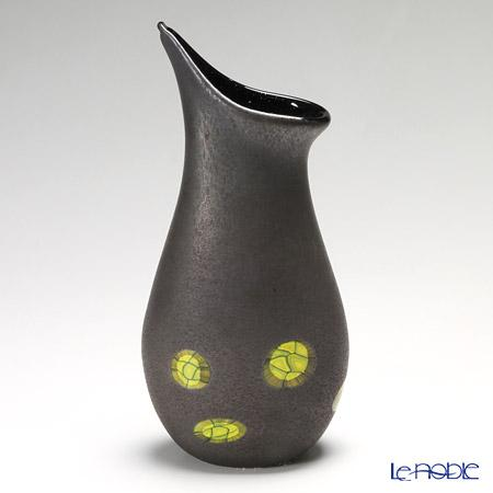 バラリン ブラウンベース I #061 イエロー【楽ギフ_包装選択】 花瓶 フラワーベース おしゃれ ギフト