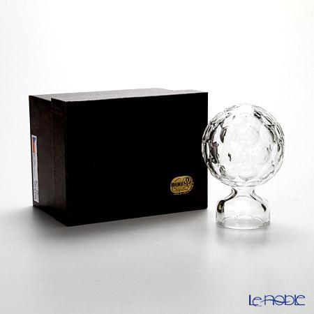 ボヘミア クリスタル トロフィー 14cm RC200【楽ギフ_包装選択】 置物 オブジェ インテリア