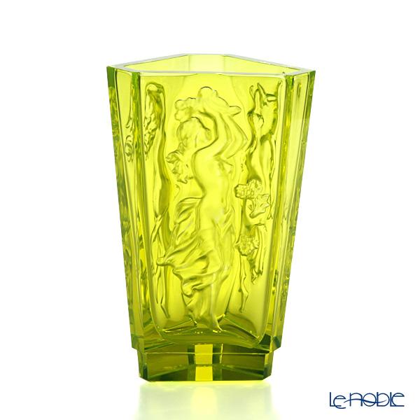 フランティシェク・ハラマ FH-1694 花瓶 朝・昼・夜 uranit(ウランガラス)【楽ギフ_包装選択】 フラワーベース おしゃれ ギフト