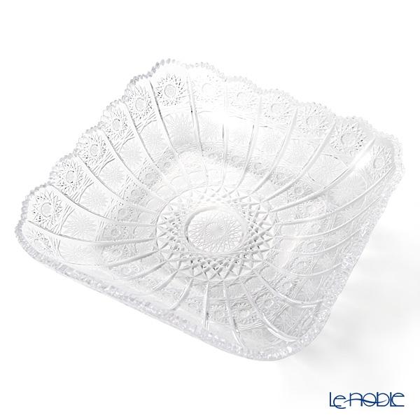 ボヘミア PK500a 61125/57001/280 スクエアプレート 28cm【楽ギフ_包装選択】 皿 食器 おしゃれ ブランド
