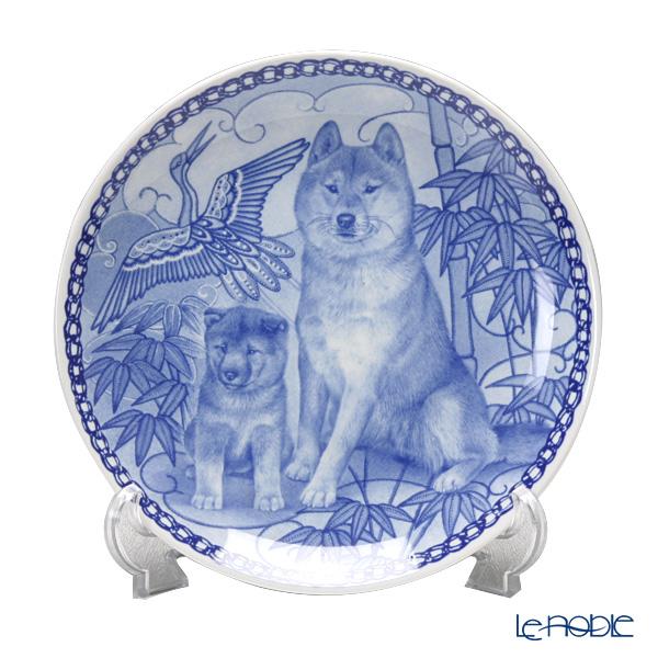 ドッグファミリー T/3053 柴犬 「壁掛け用フック付」【楽ギフ_包装選択】