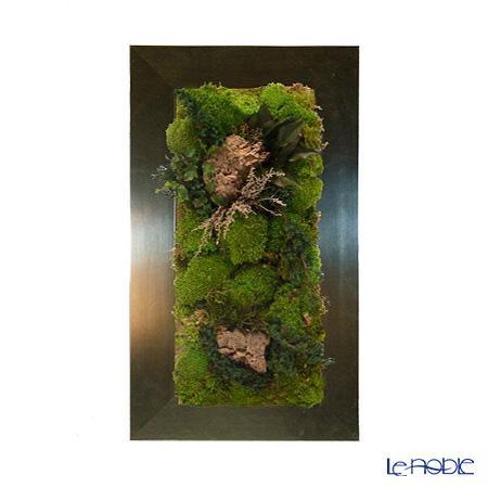 [宅送] プリザーブドグリーン フレーム 20104 プレゼント:ブランド洋食器の店ル・ノーブル ギフト 母の日 Bosque47-花・観葉植物