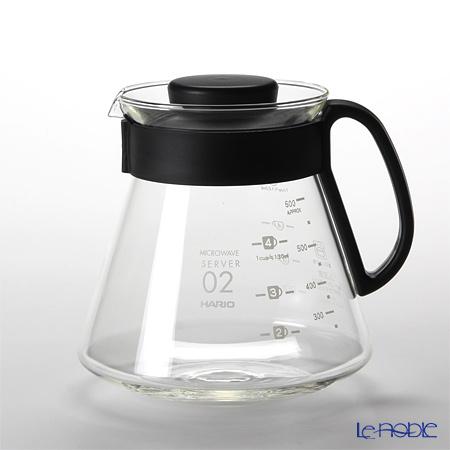 キッチン 用品 雑貨 信用 ハリオ式珈琲V60用レンジサーバー600 優先配送 調理 XVD-60B
