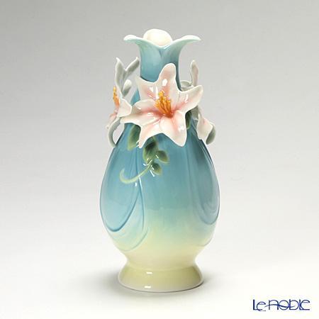 フランツ・コレクション マドンナ リリー ベース FZ03022【楽ギフ_包装選択】 花瓶 おしゃれ フラワーベース